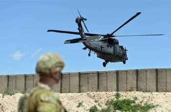 Foreign Military Helicopter Crashes in Afghanistan Because of Taliban Attack - Statement