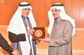 وفد من مجلس الشورى يزور جامعة الباحة ويطلع على منجزاتها والتطورات التي تشهدها