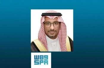 وزير الصناعة يشكر القيادة بمناسبة موافقة مجلس الوزراء على تنظيم بنك التصدير والاستيراد