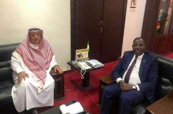 سفير المملكة لدى النيجر يلتقي مستشار الرئيس النيجري