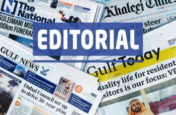 UAE Press: Caution key word in tackling virus
