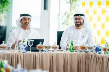 UAE Golden Jubilee Committee holds first meeting