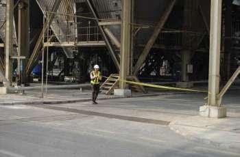 الهيئة العليا للأمن الصناعي تنفذ تجربة فرضية بمحطة تحلية الشعيبة