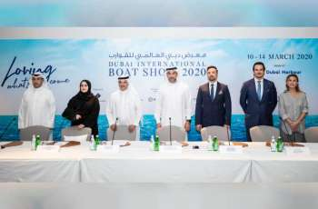 Dubai International Boat Show charts maritime course for 2020s