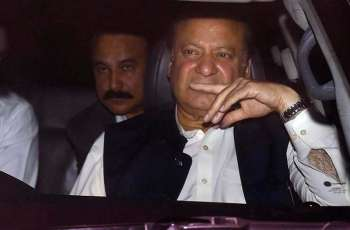 former Prime Minister (PM) Nawaz Sharif gives into written shape political matters, events faced by him
