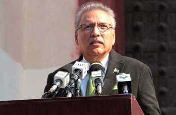 President of Pakistan Dr Arif Alvi to undertake 3-day visit to  Lahore from  Feb 22