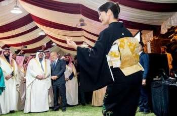 سمو نائب أمير منطقة الرياض يشرف حفل سفارة اليابان لدى المملكة