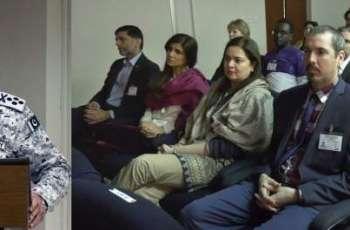 International Workshop On Leadership And Security Members Visit Naval Headquarters, Islamabad