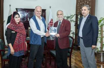 CEO Australian Centre for International Agricultural Research visited UVAS