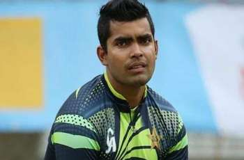 Umar Akmal confesses to meeting bookmaker