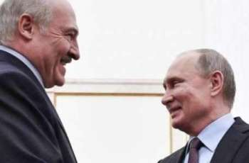Putin, Lukashenko Discuss Energy, Large Joint Projects Over Phone - Kremlin