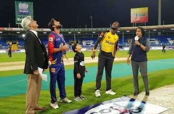 PSL 2020: Karachi Kings takes on Peshawar Zalmi at Karachi National Stadium