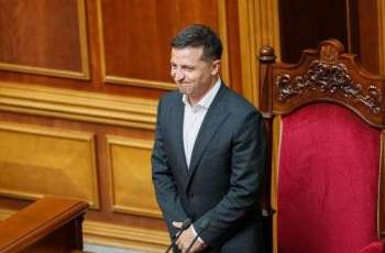 Zelenskyy's Party Says Talking to Russian Media 'Taboo' for Its Lawmakers