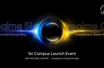 Realmeall Set To Launch Another Quad Camera Smartphone; Realme 5i