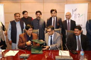 PITB-IT&HED-YASAT join hands to open 40 New e-Rozgaar Centers in Govt. colleges across Punjab