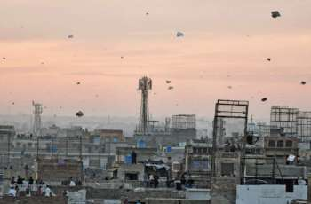 Kite flying, aerial firing were order of day during Basant, Rawalpindi police remain silent spectator