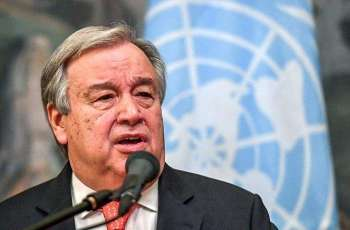 UN Chief Appeals for Additional $500Mln to Meet Needs of People Fleeing Violence in Idlib