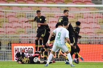 الفتح يكسب الأهلي بهدف في دوري كأس الأمير محمد بن سلمان للمحترفين
