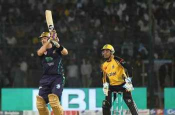 Quetta Gladiators to take on Peshawar Zalmi