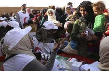 MSF Calls for Access to Provide Humanitarian Assistance to Over 1Mln Displaced Syrians