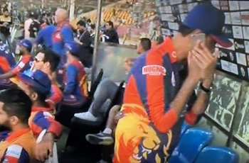 PSL V 2020: Phone call by a man looking Karachi Kings' player triggers debate on social media