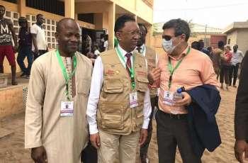 منظمة التعاون الإسلامي توفد بعثة لمراقبة الانتخابات الرئاسية في توجو