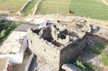بلدية مركز قنا تعيد تأهيل المواقع الأثرية بالمحافظة