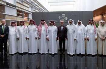 جامعة الملك عبدالله للعلوم والتقنية تدشن خدمة