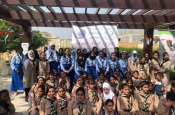 """مفوضية مرشدات أبوظبي تحتفل باليوم العالمي بعنوان """"التنوع والعدالة والشمولية """""""