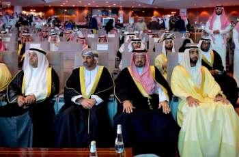 سمو أمير منطقة الرياض يشرف حفل سفارة دولة الكويت بمناسبة ذكرى اليوم الوطني لبلادها
