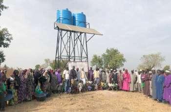 """""""دار البر"""" تنفذ 24 مشروعا إنسانيا في السنغال وغامبيا"""