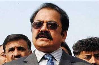 PTI led government devastates country: PML-N leader Rana Sana Ullah