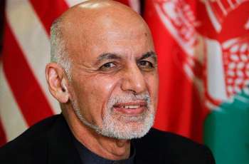 All Afghans Should Put Divides Aside, Unite for Peace - Newly Re-Afghanistan's re-elected President Ashraf Ghani