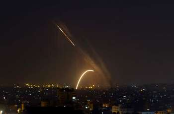 Israeli Air Defense System Intercepts 5 Out of 6 Rockets Fired From Gaza Strip - IDF