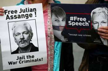 Assange Appears in London Court for Extradition Trial