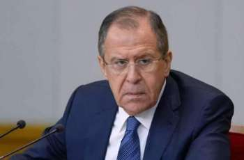 Russian Foreign Minister Says Nothing Surprising in Attacks on Terrorists in Idlib