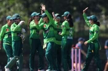 Pakistan begin ICC Women's T20 World Cup journey on Wednesday