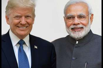Trump Says India Will Buy Over $3Bln Worth of US Military Equipment