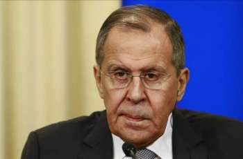 Russian Foreign Minister Sergey Lavrov Slams Invitations to Agree on Ceasefire With Terrorists in Syria's Idlib
