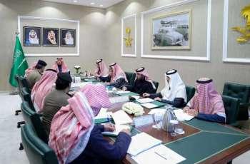سمو الأمير فيصل بن خالد بن سلطان يرأس الاجتماع التحضيري للجنة السلامة المرورية