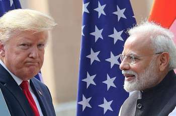 Trump Says Coronavirus Disease 'Well Under Control' in US After Talks With Modi