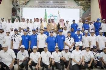 سمو نائب أمير نجران يرعى حفل تخرج أكثر من 2100 متدرب ومتدربة من منشآت التدريب التقني والمهني بالمنطقة
