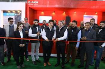 BASF showcases e-mobility solutions at Pakistan Auto Show 2020
