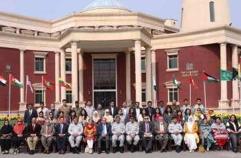Pakistan Navy Organizes Seminar On Hindutva Ideology & Effects On The Region At Pn War College, Lahore