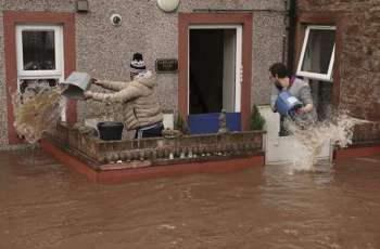 Homes in England Evacuated as Rivers Reach Record Levels After Month of Rain - Reports
