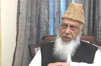 Professor Khurshid expressed sorrow over sad demise of Naimatullah Khan