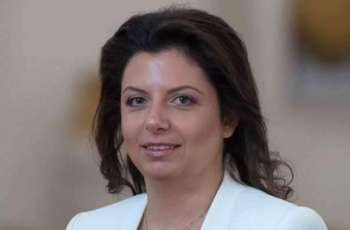 Simonyan Appeals to Greek President After Sputnik Banned From Delphi Forum