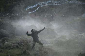 Greek protests: Dozens hurt as island clashes intensify