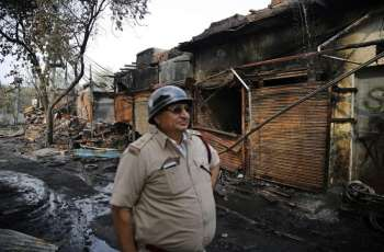 Indian Foreign Ministry Warns Against Politicizing Riots in New Delhi