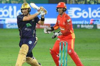 Islamabad United to take on Quetta Gladiators
